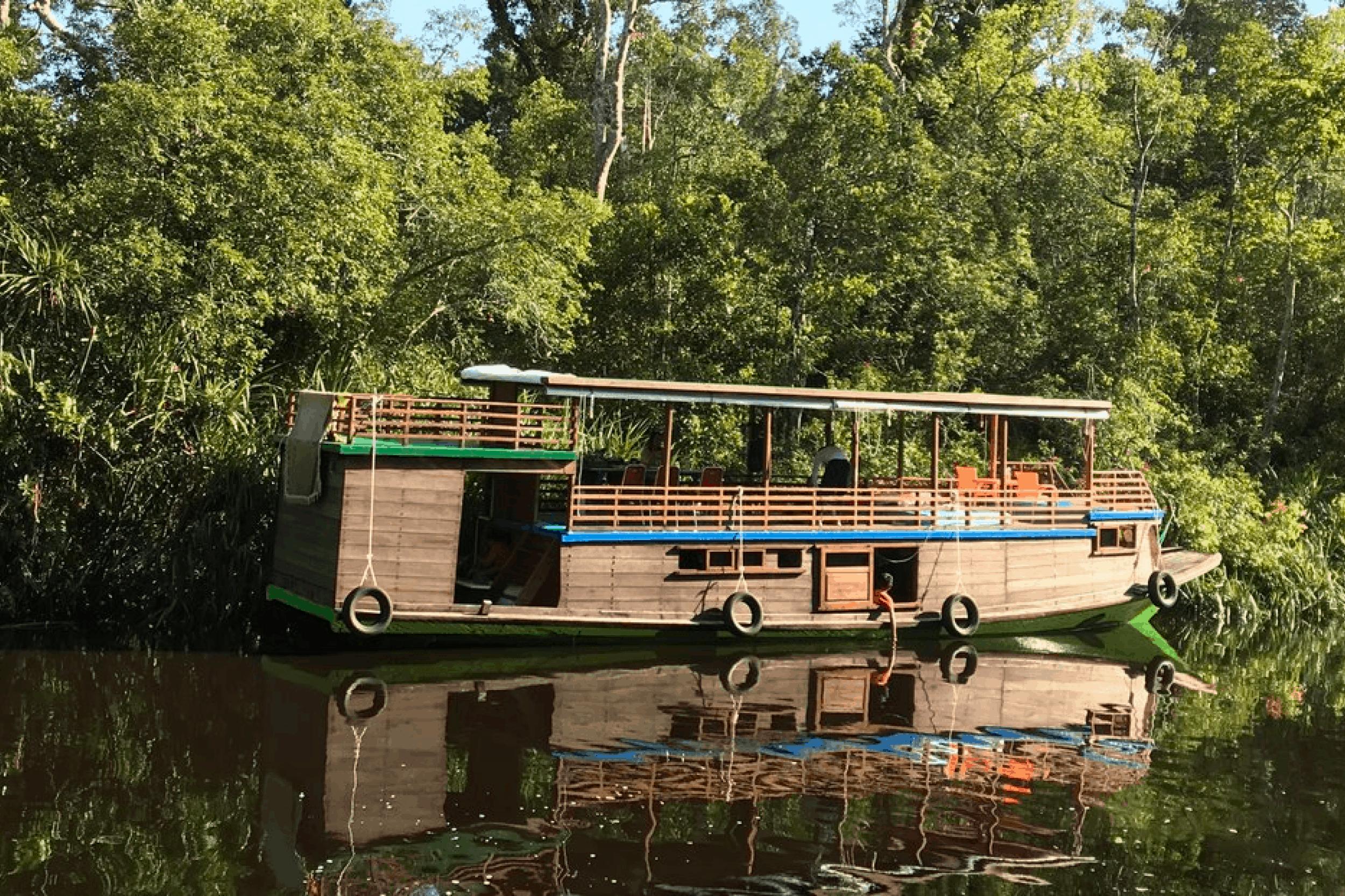 boat tanjung puting